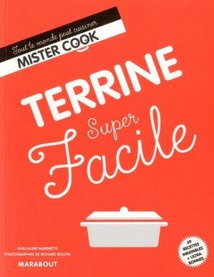 Terrines super facile - Marabout - 9782501138963 -