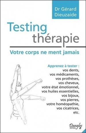 Testing thérapie - Dangles - 9782703312581 -