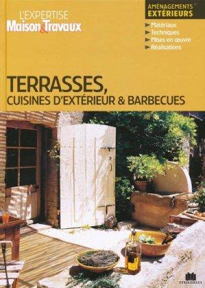 Terrasses, cuisines d'extérieur & barbecues - massin - 9782707206961