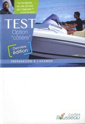 Test option côtière - codes rousseau - 9782709512862 -