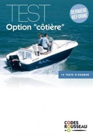Test option côtière - codes rousseau - 9782709514088 -
