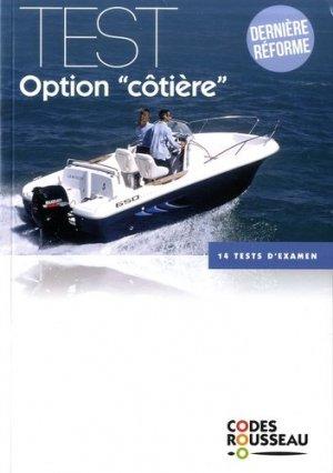 Test option côtière 2019 - codes rousseau - 9782709514781 -