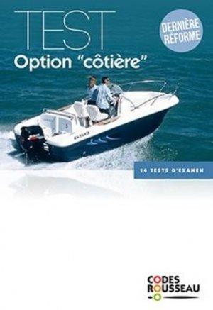 Test option côtière 2020 - codes rousseau - 9782709515108 -