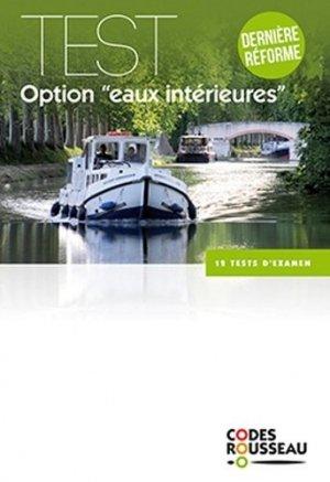 Test eaux intérieures 2020 - codes rousseau - 9782709515122 -