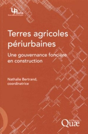 Terres agricoles périurbaines - quae  - 9782759220144 -