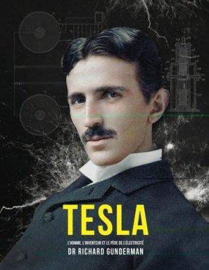 Tesla - guy trédaniel - 9782813220042 -
