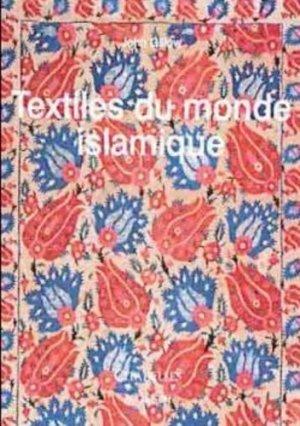 Textiles du monde islamique - citadelles et mazenod - 9782850883194 -