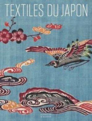 Textiles du Japon - citadelles et mazenod - 9782850888021 -