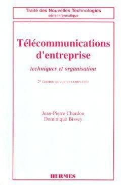 Télécommunications d'entreprise - hermes - 9782866013271 -