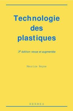 Technologie des plastiques - hermes - 9782866016654 -