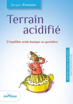 Terrain acidifié - jouvence - 9782889115174 -