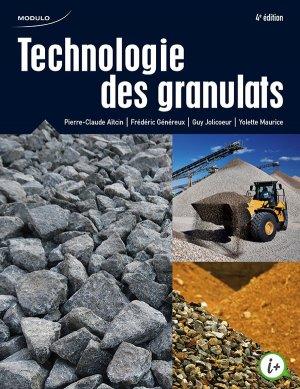 Technologie des granulats - modulo (canada) - 9782897321086 -