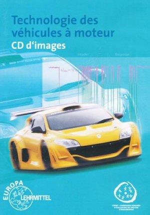 Technologie des véhicules à moteur - europa lehrmittel - 9783808586488 -