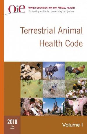 Terrestrial Animal Health Code - oie - 9789295108004 -