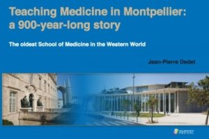 Teaching medicine in Montpellier - sauramps medical - 9791030302509 -