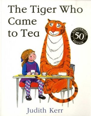 The tiger who came to tea - harpercollins - 9780007215997 -