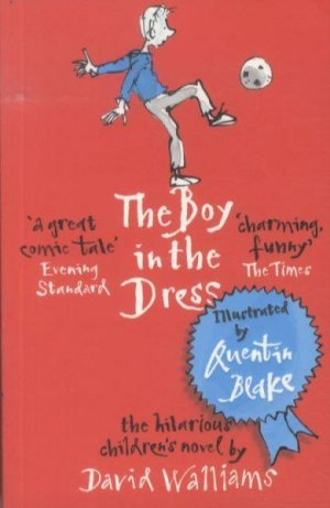The Boy in the Dress - harpercollins - 9780007279043 -