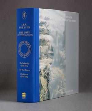 The Lord of the Rings:  Illustrated Slipcased edition - harpercollins - 9780007525546 -