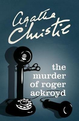 The Murder of Roger Ackroyd - harpercollins - 9780007527526 -
