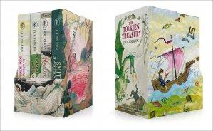 The Tolkien Treasury - harpercollins - 9780008116644 -