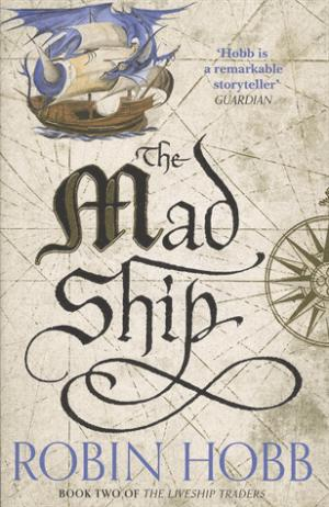 THE MAD SHIP  - HARPERCOLLINS - 9780008117467 -