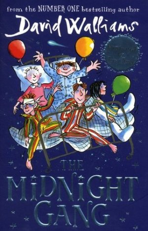 The Midnight Gang - harpercollins - 9780008164621 -