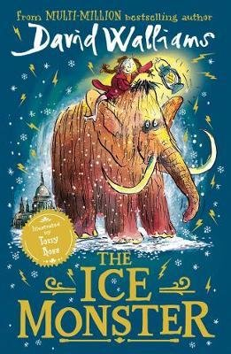 The Ice Monster - harpercollins - 9780008164706 -