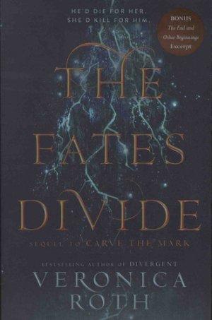 The Fates Divide - Sequel to Carve the Mark - harpercollins - 9780008192211 -