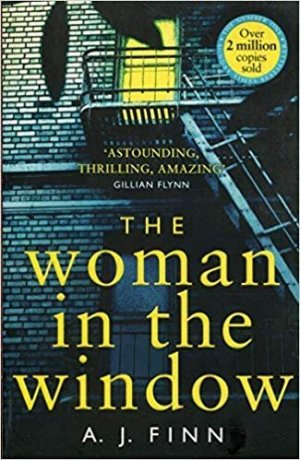 The Woman in the Window - harpercollins - 9780008234188 -
