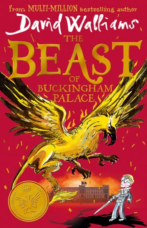 The Beast of Buckingham Palace - harpercollins - 9780008262174 -