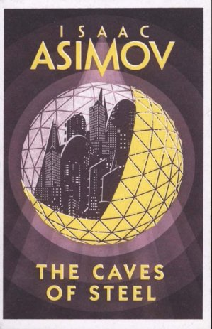 The Caves of Steel - harpercollins - 9780008277765 -