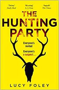 The hunting party - harpercollins - 9780008297152 -