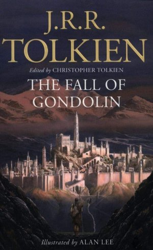 The Fall Of Gondolin - harper collins/gardners - 9780008302801 -