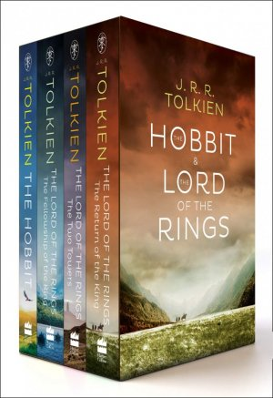 The Hobbit And The Lord Of The Rings - harpercollins - 9780008387754 -
