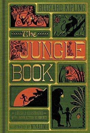 The Jungle Book - harpercollins - 9780062389503 -