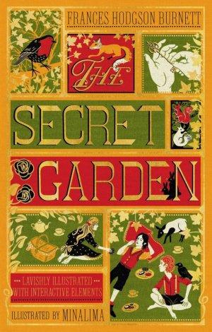 The Secret Garden - harpercollins - 9780062692573 -