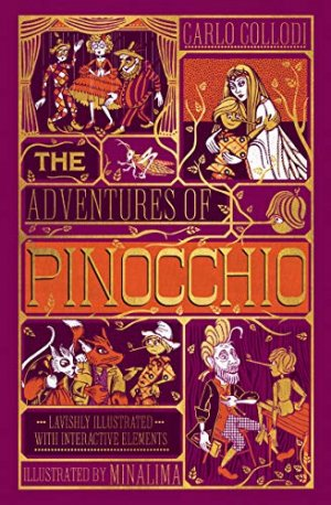 The Adventures Of Pinocchio - harper collins/gardners - 9780062905277 -