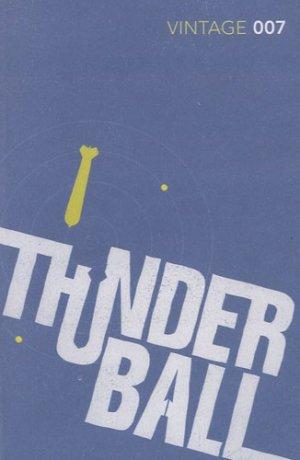 THUNDERBALL  - VINTAGE - 9780099576952 -