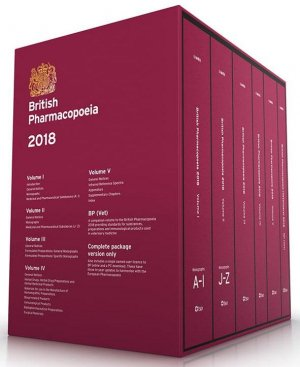 The british pharmacopoeia 2021 (complete edition - print + download + online access) - tso - the stationery office limited - 9780113230839 -
