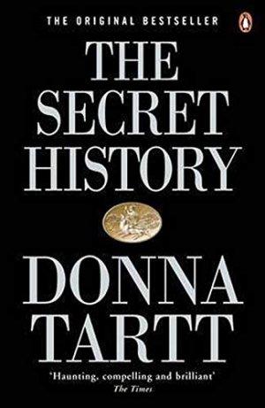 The Secret History - penguin - 9780140167771 -