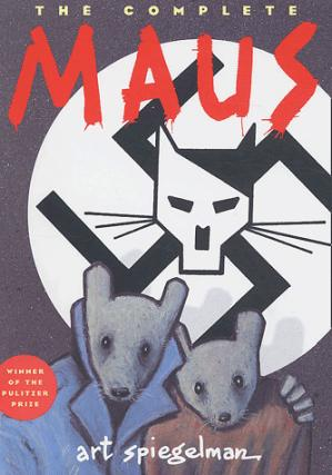 The Complete Maus - penguin - 9780141014081 -