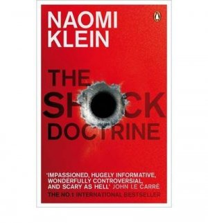 The Shock Doctrine - penguin - 9780141024530 -