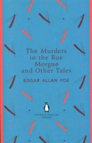 The Murders in the Rue Morgue and Other Tales - penguin - 9780141198972 -