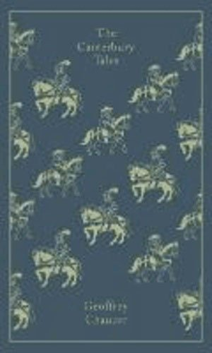 THE CANTERBURY TALES - penguin - 9780141393216 -