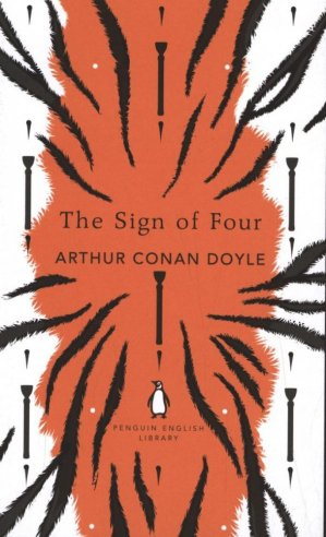 The Sign of Four - penguin classics - 9780141395487 -