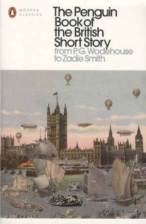 The Penguin Book of the British Short Story - penguin - 9780141396026 -