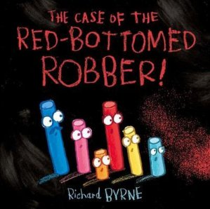 The case of the Red-Bottomed Robber! - oxford - 9780192749765 -