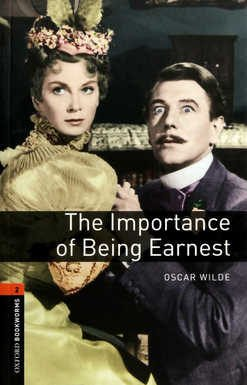 The Importance of Being Earnest - oxford - 9780194235181 -