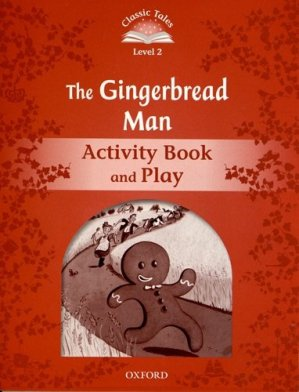 The Gingerbread Man - oxford - 9780194239073 -