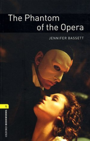 The Phantom of the Opera - oxford - 9780194789158 -